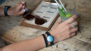 The Misfit Shine Waterproof activity Tracker