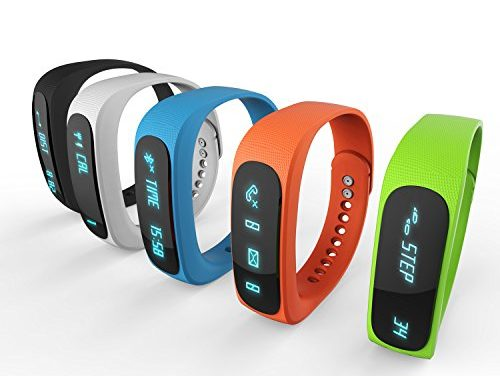 Forestfish Fitness Tracker with Bluetooth