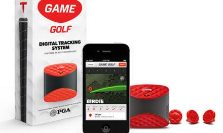 Game Golf Digital Shot Tracking System