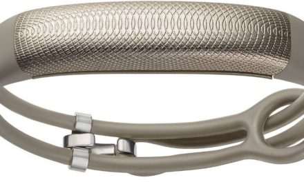 Jawbone UP2 Lightweight Thin Strap Fitness Tracker