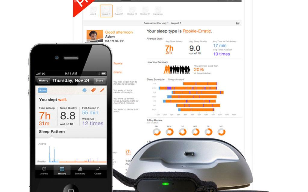 Lark Pro Sleep Monitor App